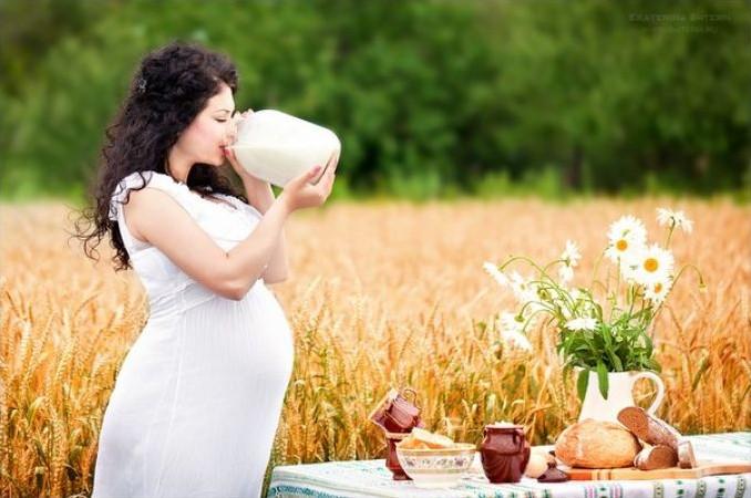 Иван-чай для беременных