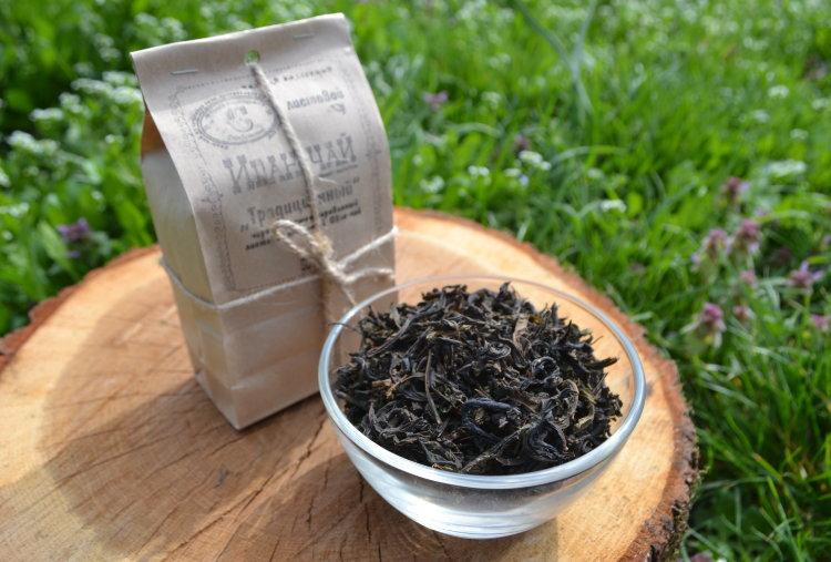 Чай на серебрякова