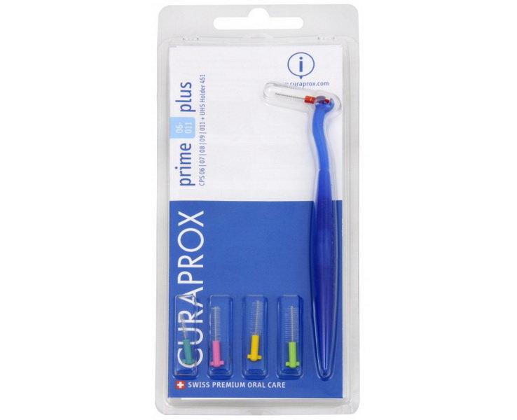 Ершики для чистки зубов curaprox